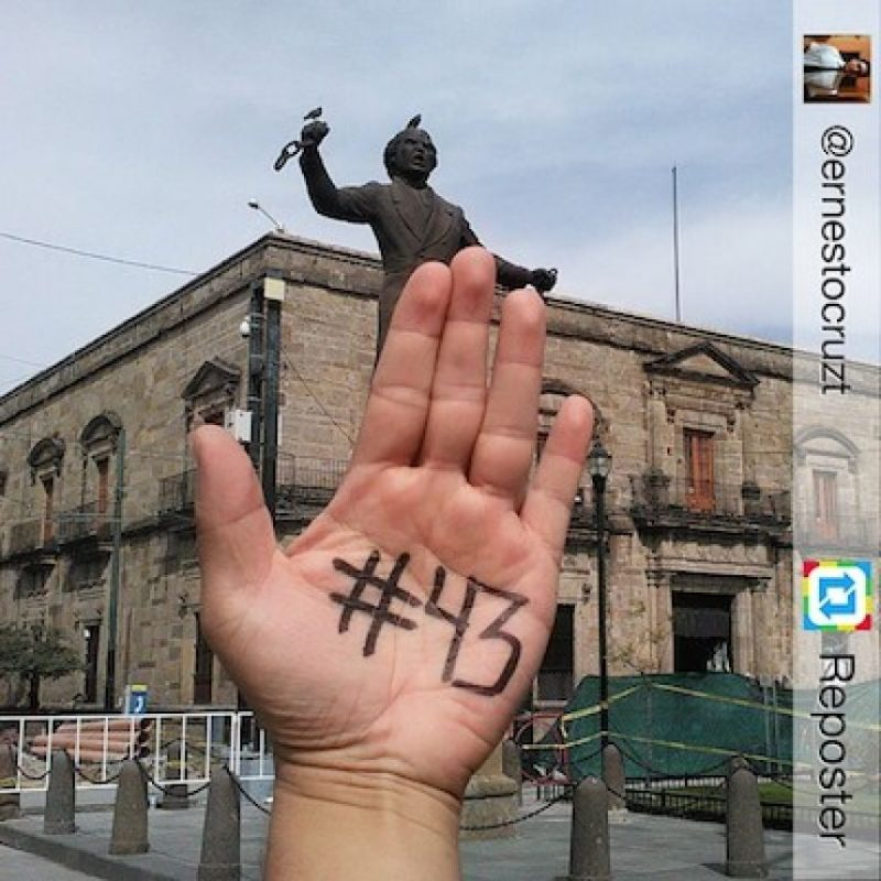 Guadalajara, México Foto:Instagram @ruloprimero