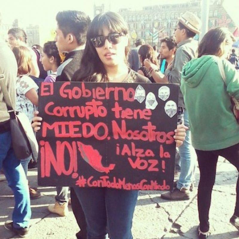 Ciudad de México Foto:Instagram @yvonnelefebvre