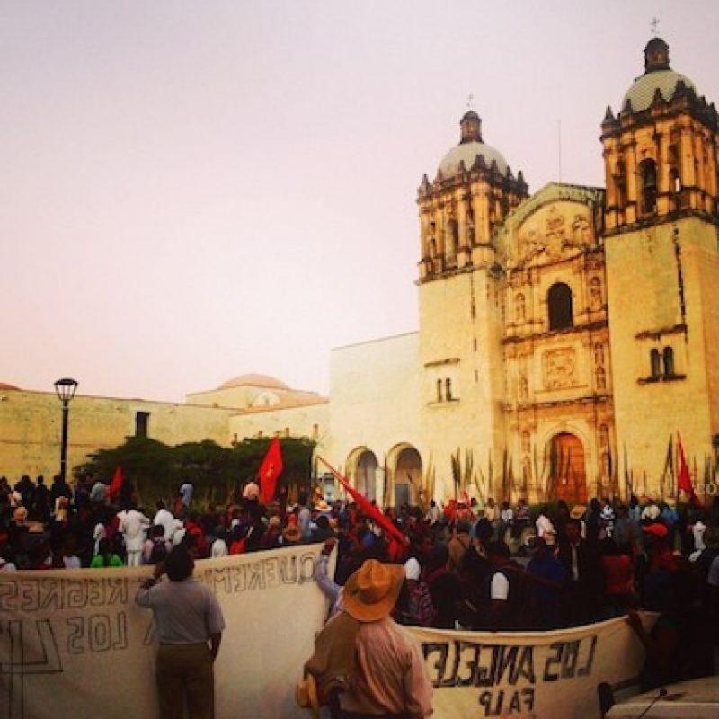 Oaxaca, México Foto:Instagram @ildieg