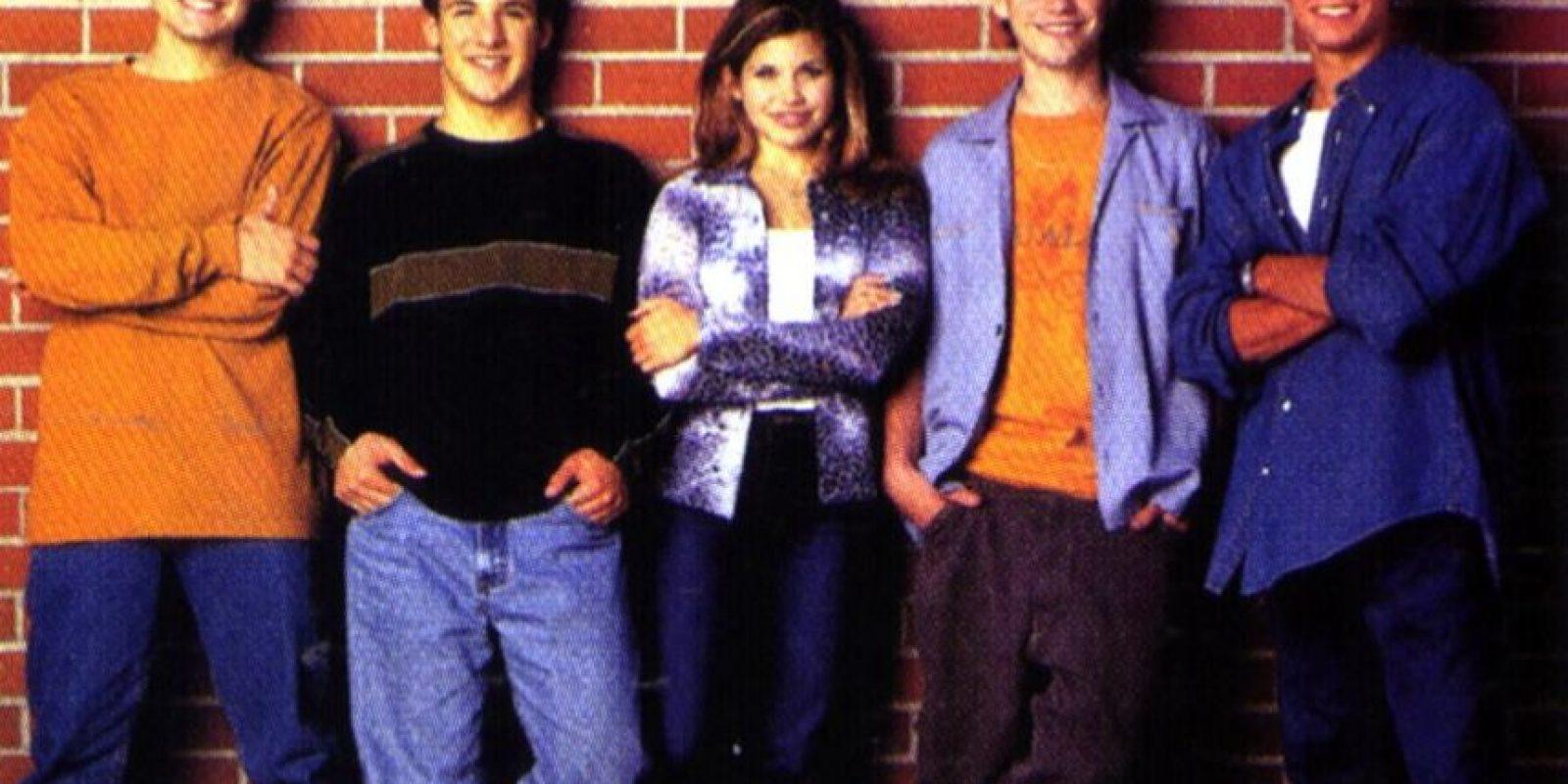 Boy Meets World tuvo 158 capítulos en 7 temporadas. Se emitió de 1993 al año 2000 Foto:Facebook: Ben Savage