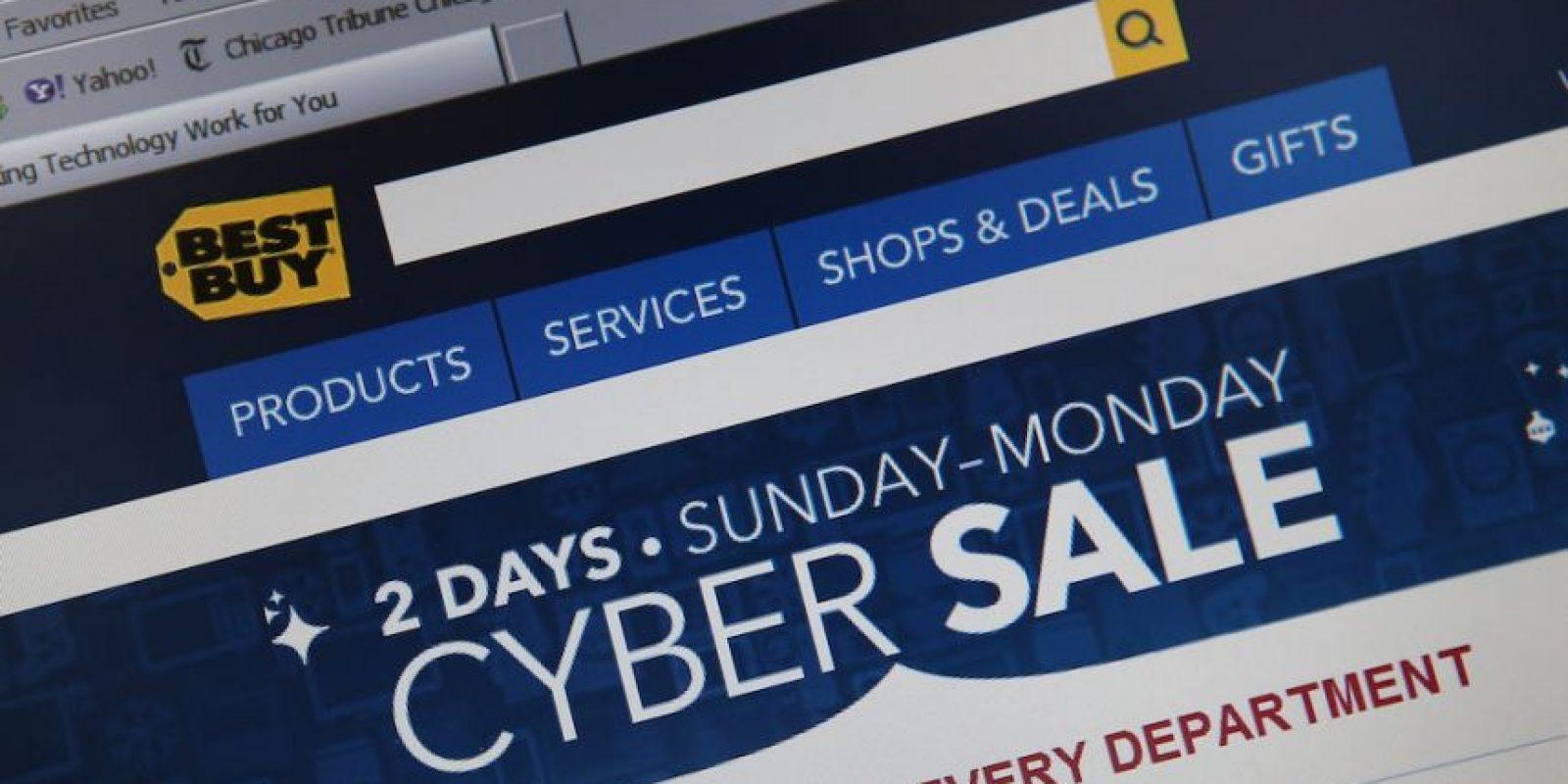 Cyber Monday se realiza el lunes posterior al Día de Acción de Gracias y Black Friday. Foto:Getty Images