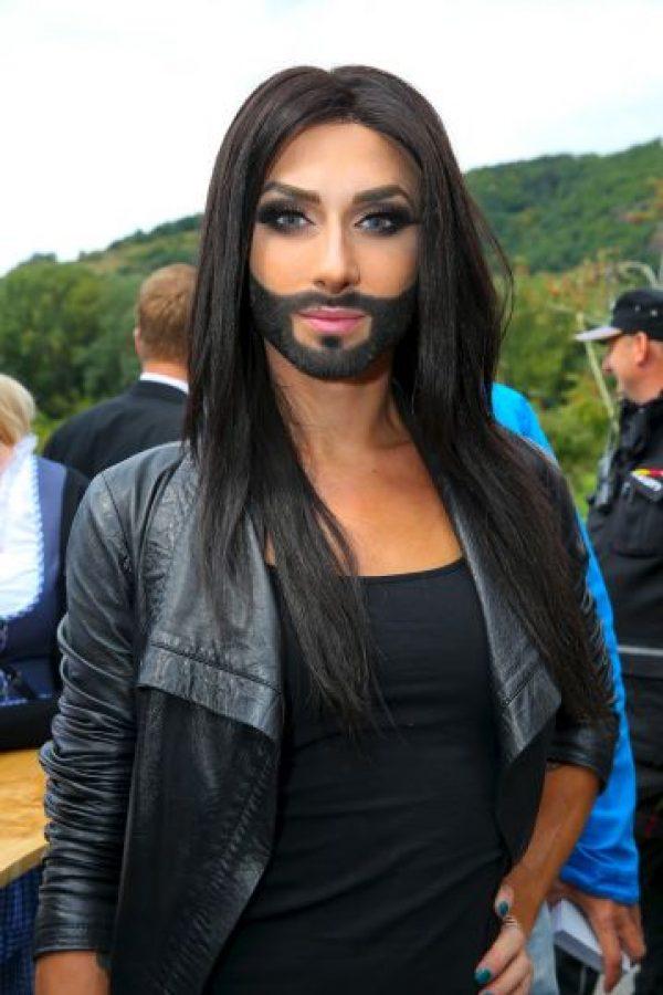 Termina el festival de la Canción de Eurovisión. Gana Conchita Wurst, de Austria; quien desata polémica alrededor del mundo por ser una mujer transexual. Foto:Getty Images