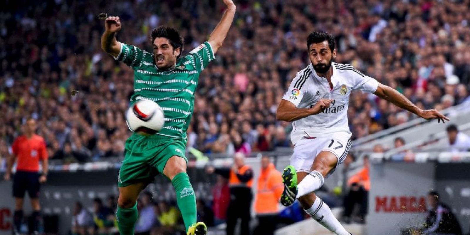 El duelo se disputará en el Santiago Bernabéu Foto:Getty