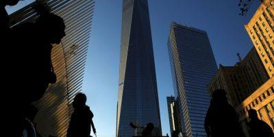 bre sus puertas el One World Trade Center, edificio que sustituyó a las Torres Gemelas. Foto:Getty Images