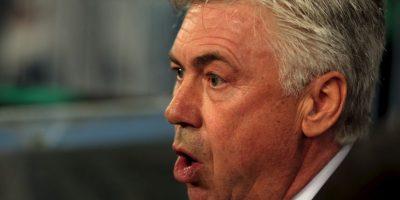 El DT Carlo Ancelotti está a un paso de llevar a los blancos a la siguiente fase de la Copa del Rey Foto:Getty