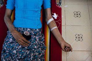 Se estiman que en el mundo existen 35 millones de personas infectadas Foto:Getty Images