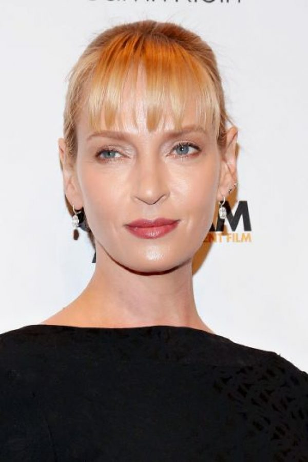 Uma Thurman. Foto: Getty Images