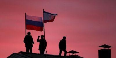 El parlamento de Crimea votó a favor de convocar un referéndum para separarse de Ucrania y adherirse a Rusia. Foto:Getty Images