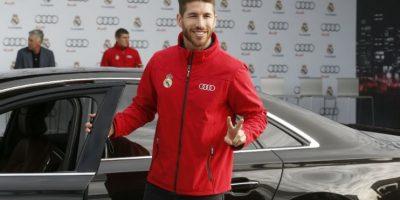 Al igual que Ronaldo, eligió un Audi S8 Foto:AFP
