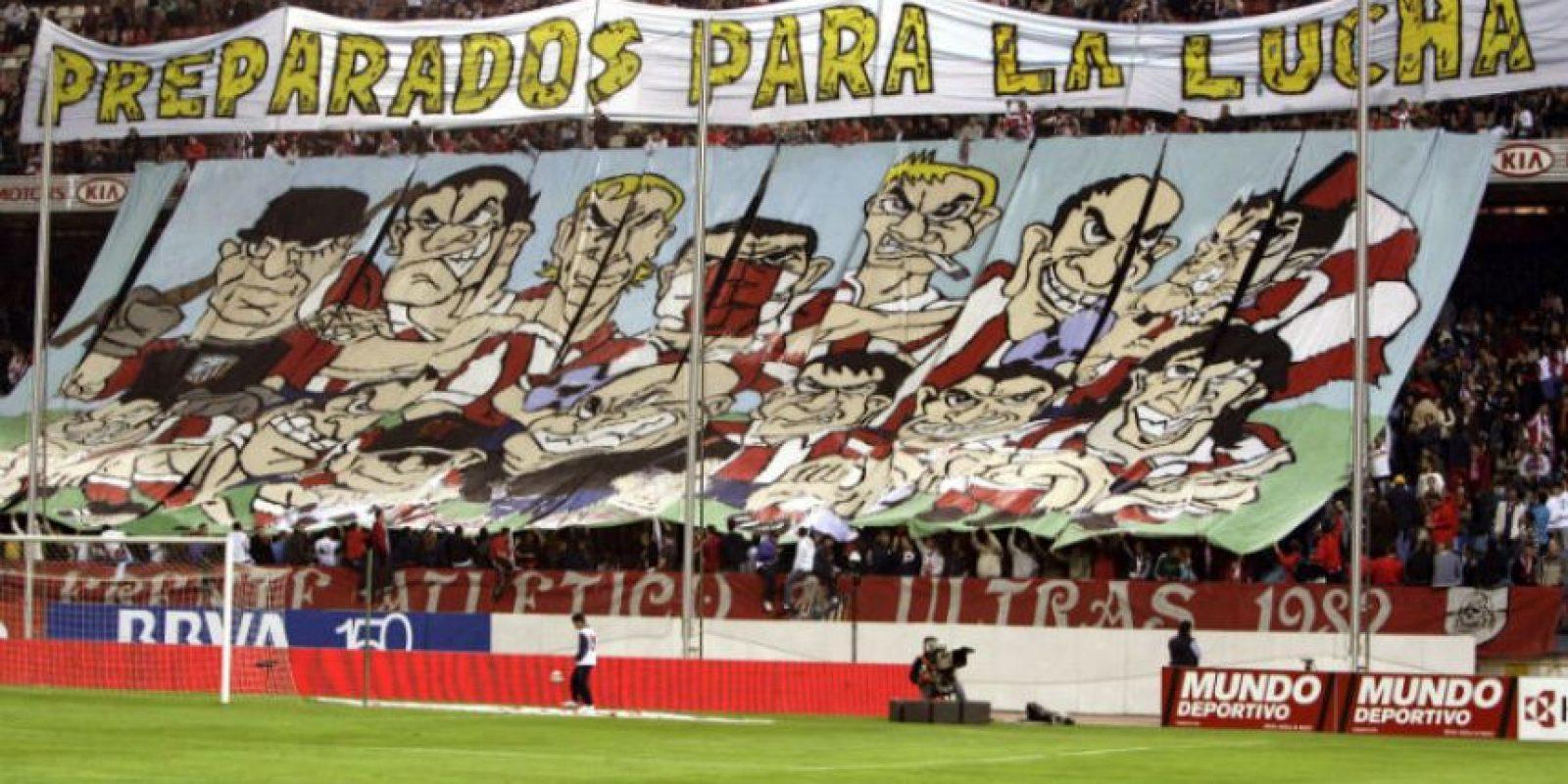 El club también dijo que no permitirá ningún tipo de pancartas en su estadio. Foto:EFE