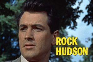 Rock Hudson- El actor estadounidense murió en 1985. Foto:Wikimedia Commons
