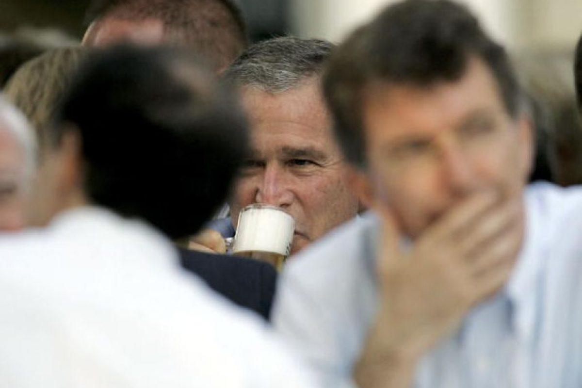 George W. Bush, ex presidente de Estados Unidos Foto:Getty Images