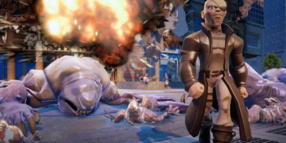 Fotos: En Disney Infinity 2.0 no hay límite para la imaginación