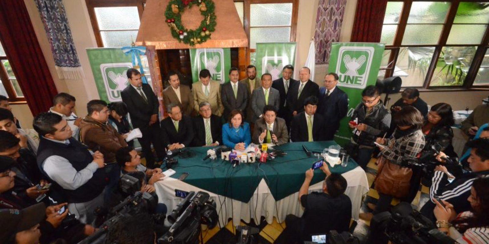 La UNE asegura que el presupuesto no tiene controles de transparencia. Foto:José Castro