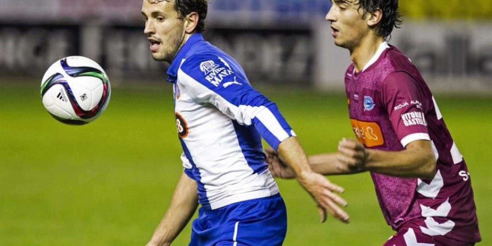 El Espanyol superó 2-0 en condición de visita al Alavés. Foto:EFE