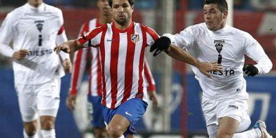 El Albacete, cuando era un equo de la Segunda División, le borró la sonsira al Atlético de Madrid