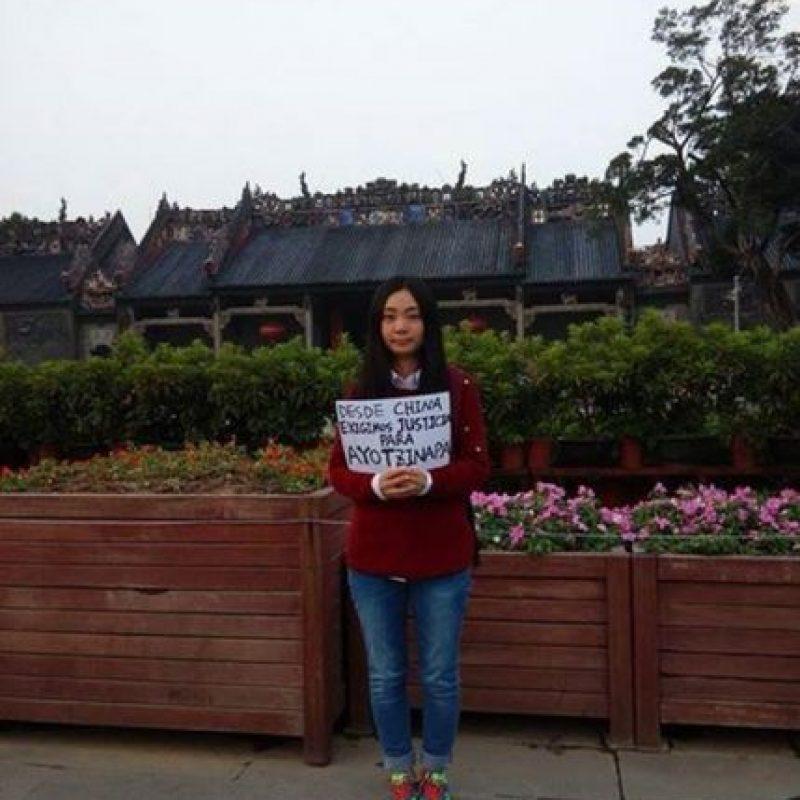 China Foto:Twitter Desinformemonos
