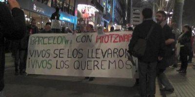 Barcelona, España Foto:Twitter Desinformemonos