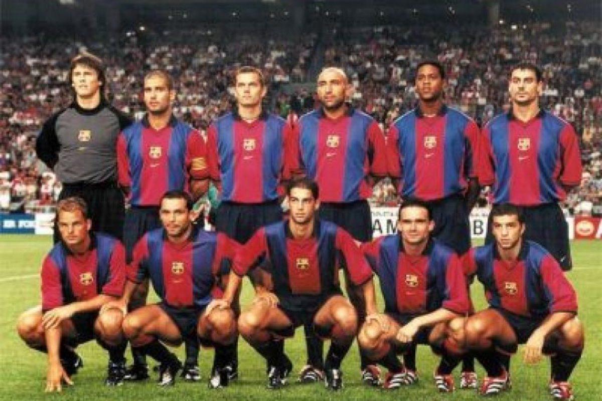 En los torneos de 2001 y 2002, el Barça cayó contra rivales de las categorías de ascenso Foto:Publinews