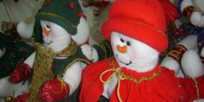 ¿Sabes en dónde están los bazares navideños?