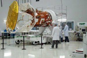 Argentina envía el ARSAT-1 al espacio. El primer satélite de su historia Foto:Twitter