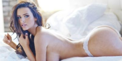 En las redes conquista con sus sensuales imágenes Foto:Instagram: @abigailratchford