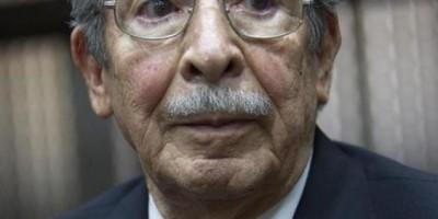 Ríos Montt seguirá en arresto domiciliario