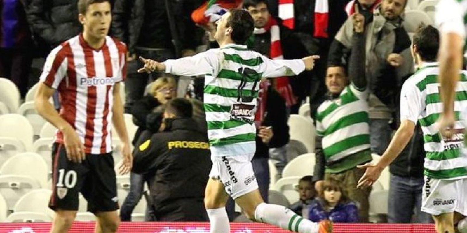 El Eibar dio la sorpresa al haber eliminado al Athletic de Bilbao. Foto:Publinews