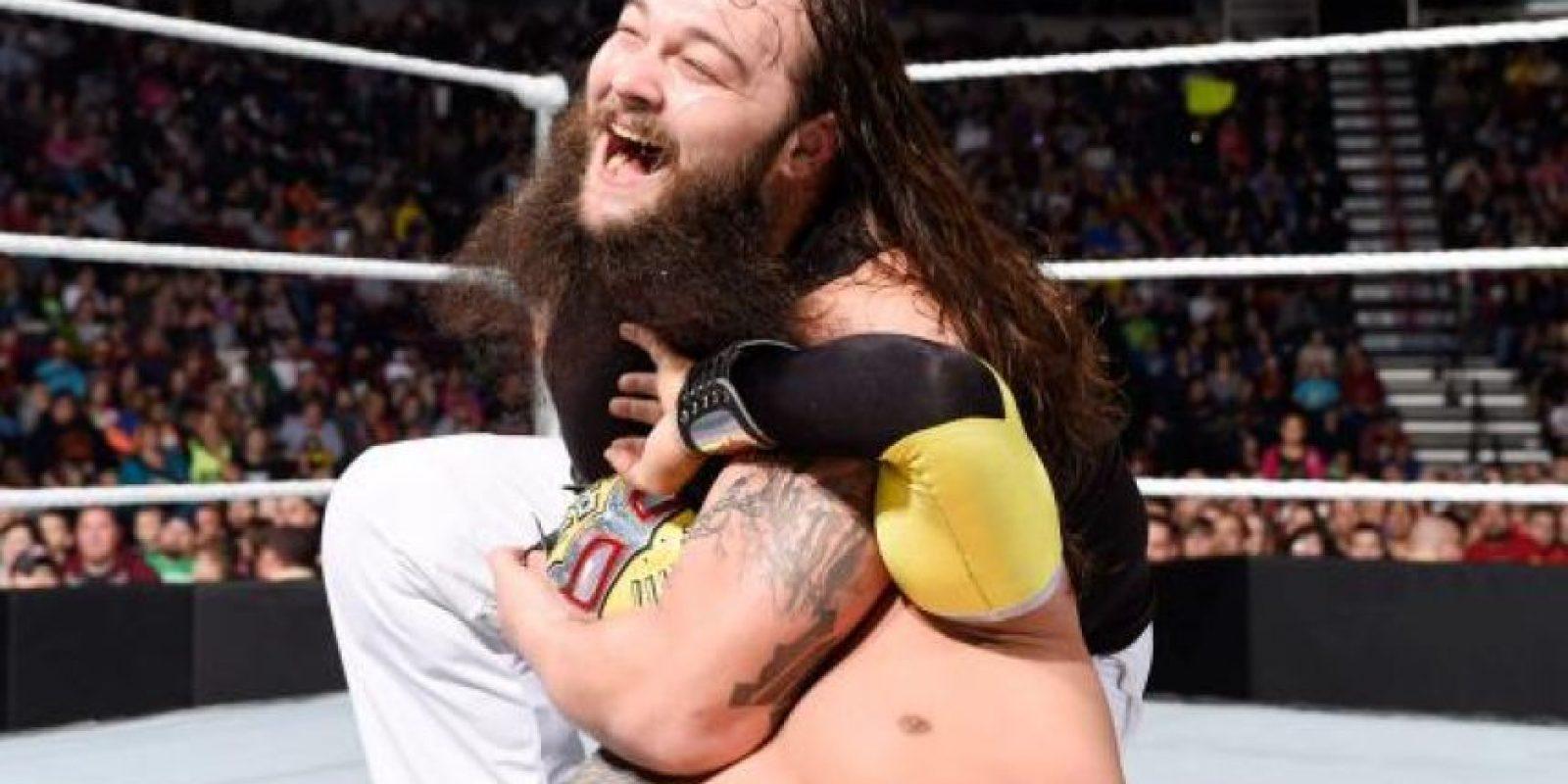 Uno de los rudos más populares cuenta con 27 años Foto:WWE