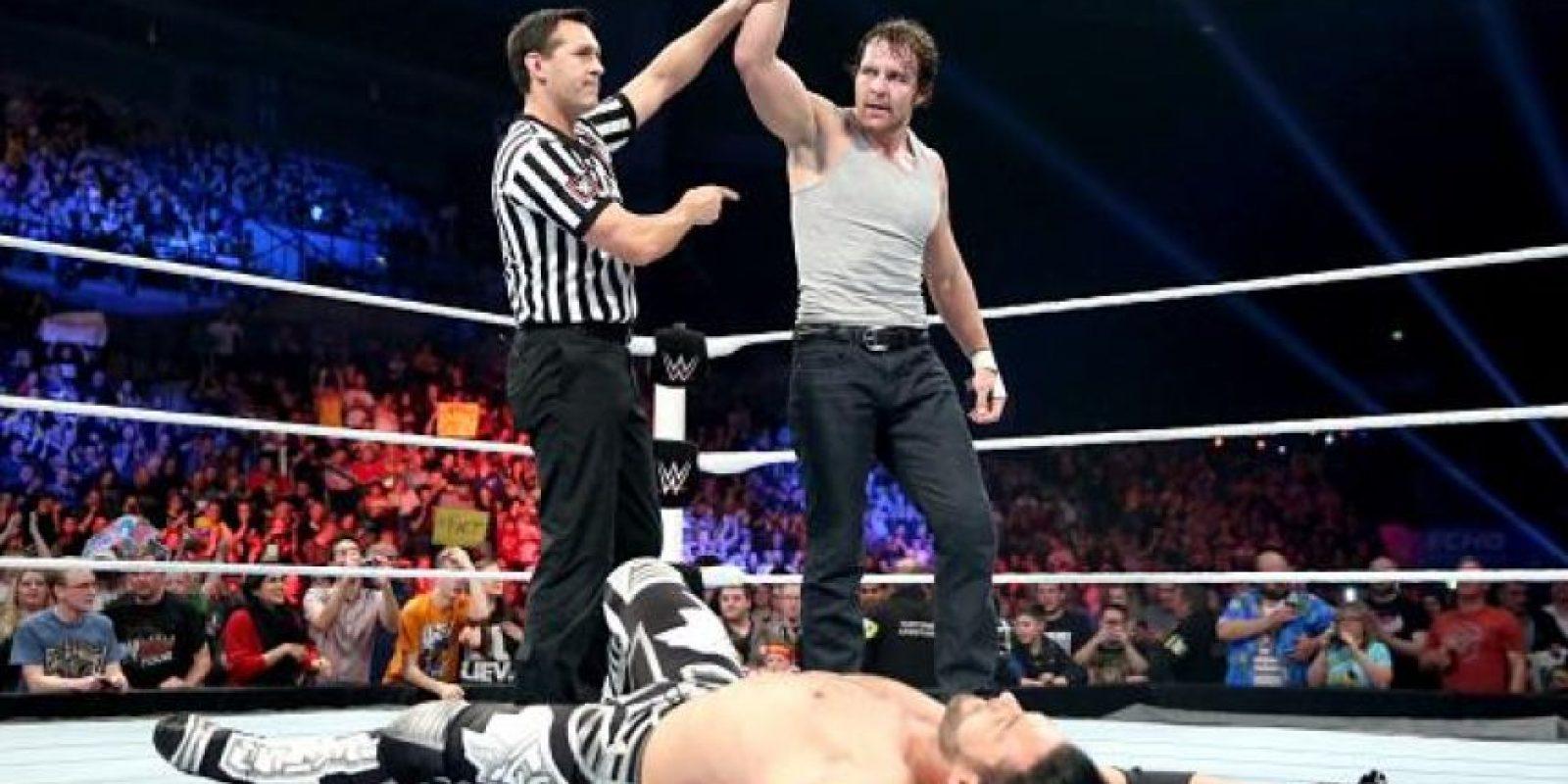 El Lunático tiene apenas 28 años Foto:WWE