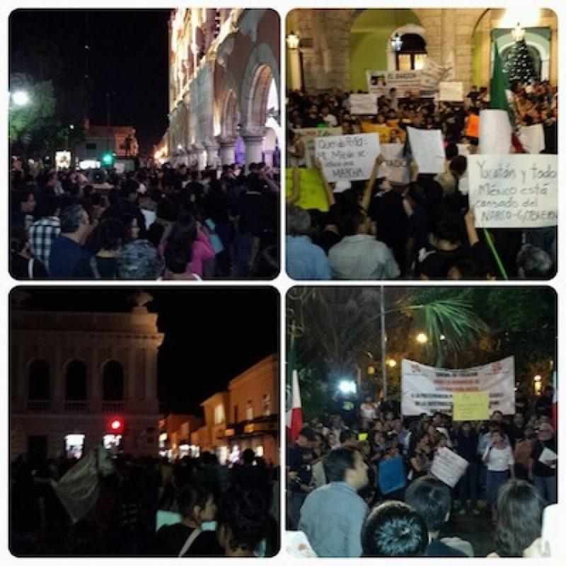 Mérida, Yucatán, México Foto:Instagram @rjcampos77