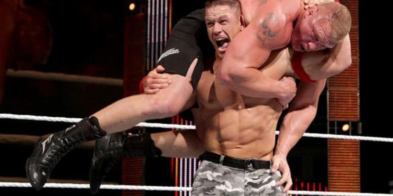 El rapero tiene 37 años Foto:WWE
