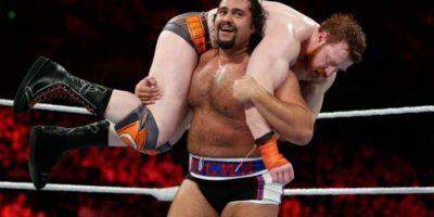 Rusev Foto:WWE