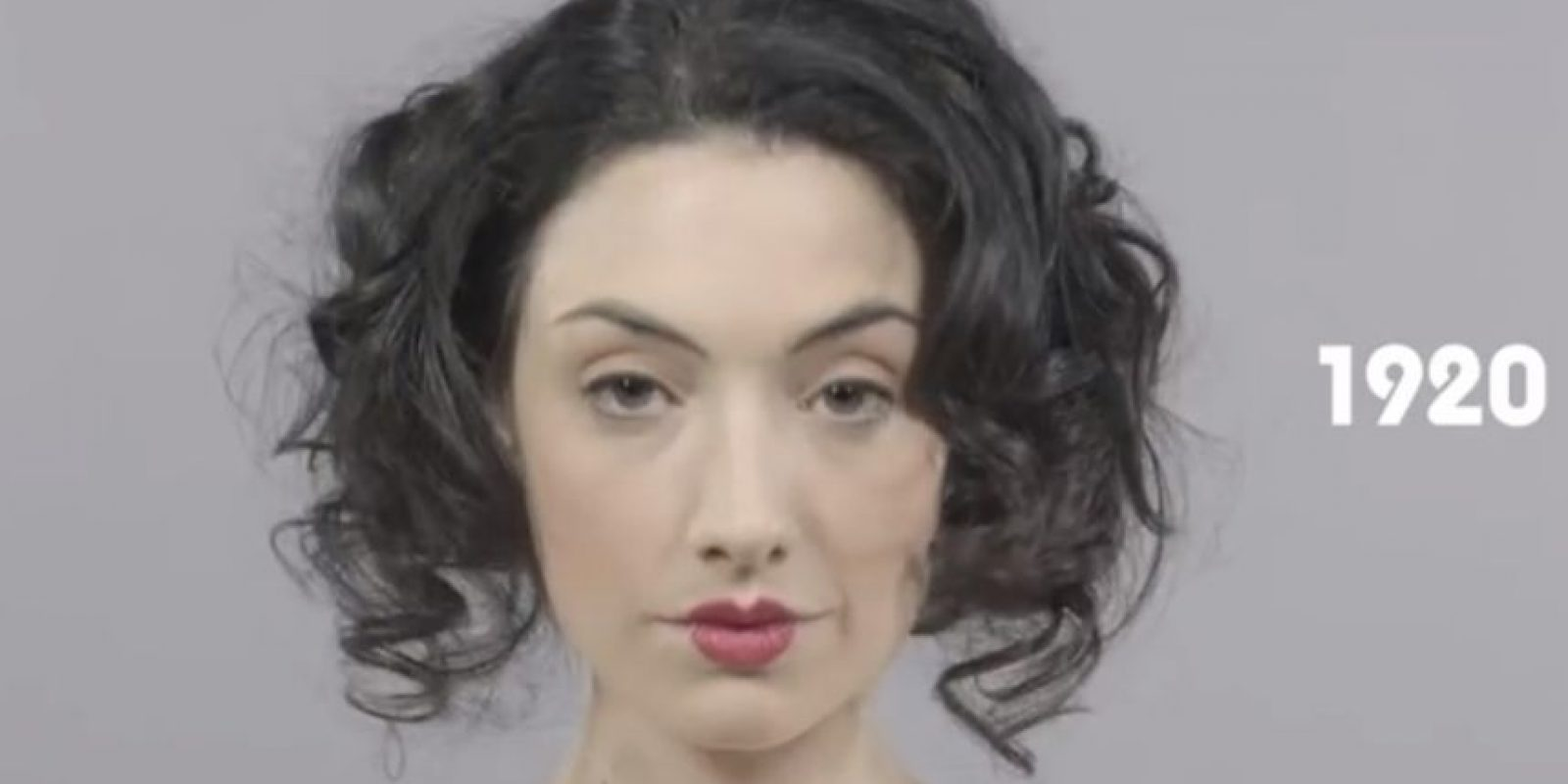 """En los años 20 las mujeres cortaron sus cabellos. El rouge dejó de ser patrimonio exclusivo de las mujeres """"de mala vida"""". Foto:Cut"""