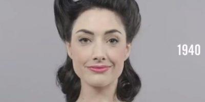 En los años 40 se complicaron los peinados y se hicieron más elaborados. Foto:Cut