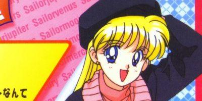 """En la versión japonesa, Mina personifica a la popular """"Sailor V"""", y muere por ser famosa. Es frívola y enamoradiza. Foto:Toei"""