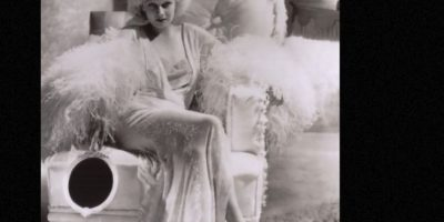 Jean Harlow representa este cánon de belleza. Foto:Wikipedia
