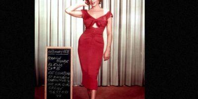 "Marilyn Monroe personificó a la ""mujer ideal"", voluptuosa y exuberante. Foto:Wikipedia"