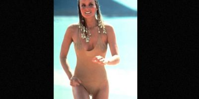 Las mujeres bronceadas de cuerpo atlético como Bo Derek y Farrah Fawcett siguieron estos cánones de belleza. Foto:Wikipedia