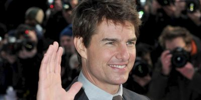 1. Tom. (en la foto, Tom Cruise) Foto: Getty Images
