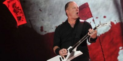 11. Metallica Foto: Getty Images