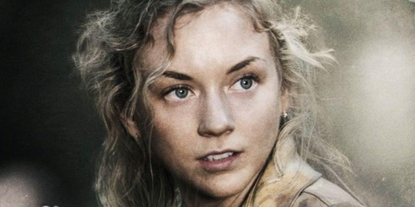 """Kinney comenzó su carrera a los 23 años, en la obra """"Spring Awakening"""" Foto:AMC"""