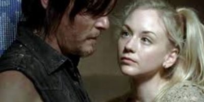 """En la serie """"Beth"""" había visto morir a sus padres Foto:AMC"""