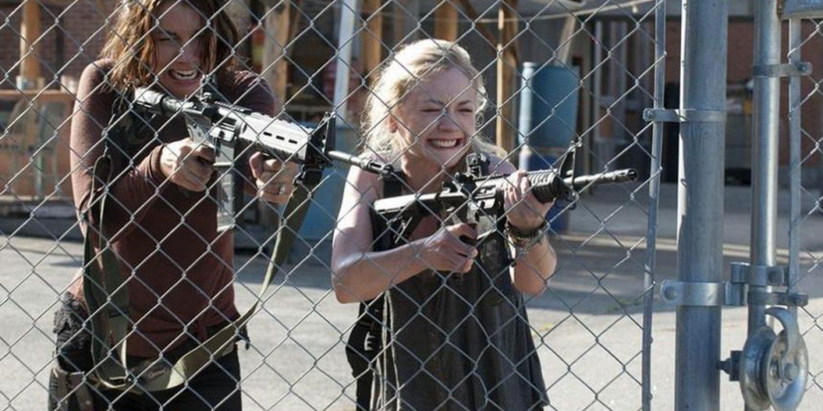 Fue una muerte sorpresiva Foto:AMC
