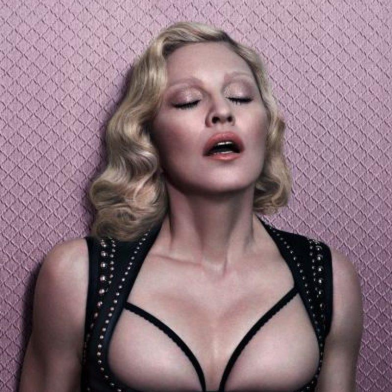 Madonna Foto:InterviewMagazine.com