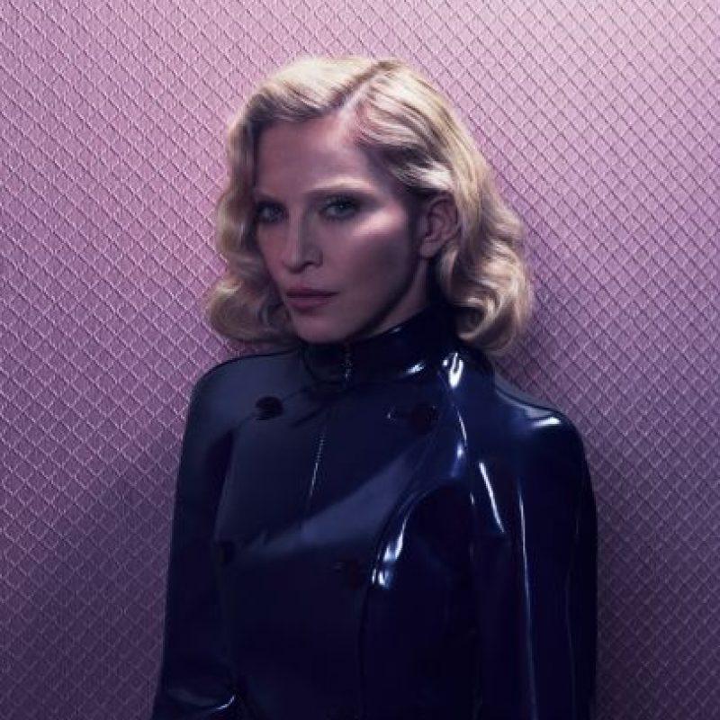 """Su protagónico más elogiado es el de Evita Perón para la película de 1996, """"Evita"""" Foto:InterviewMagazine.com"""
