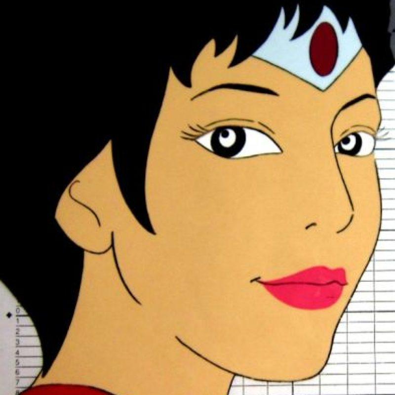En la serie gringa es una joven china de cabellos cortos Foto:Saban/Toon Makers