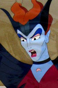 En la serie gringa, Beryl mata gente porque sí. Foto:Saban/ToonMakers