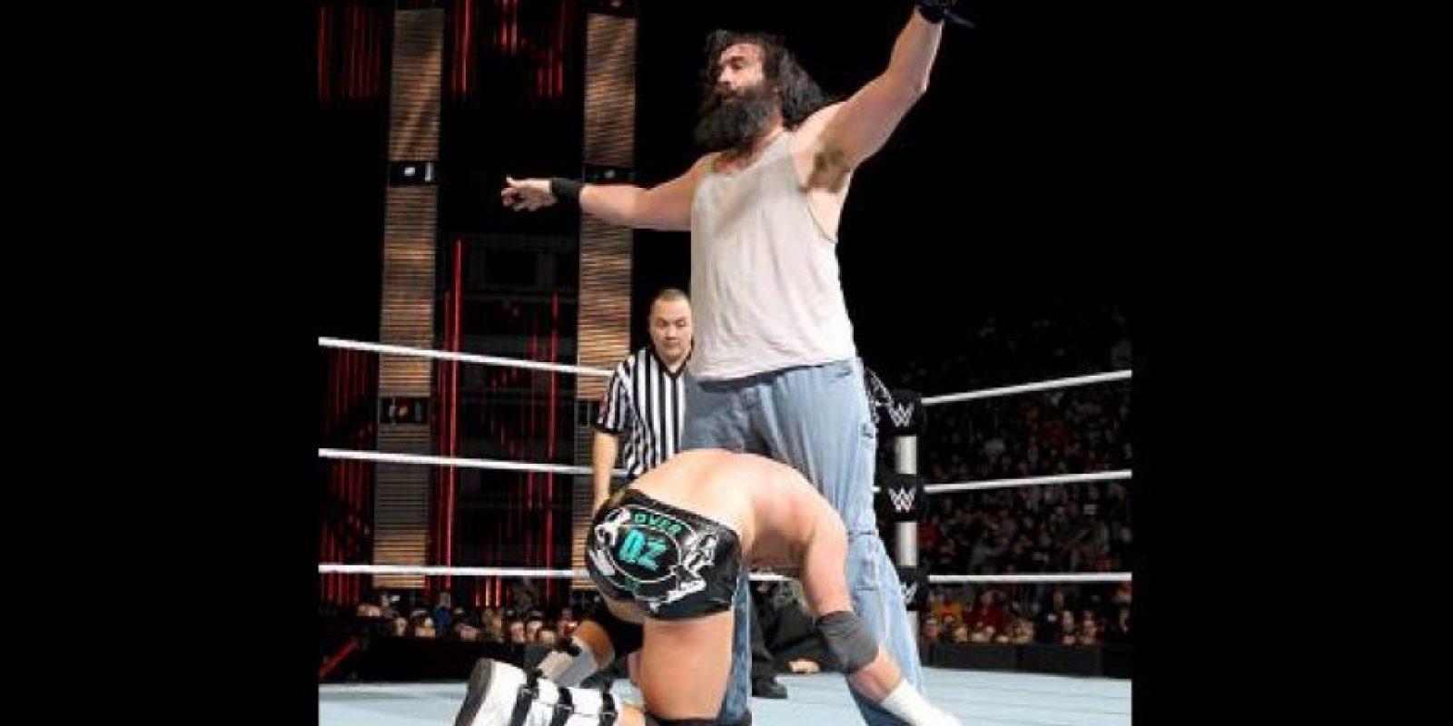 El actual campeón Intercontinental no es un joven: tiene 34 años Foto:WWE