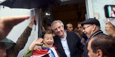 Los uruguayos confían en él. Foto:AP